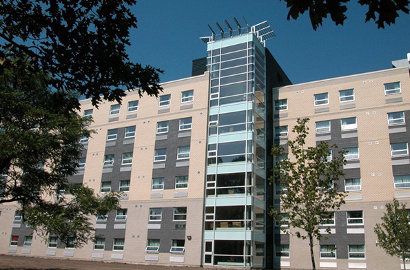 St. Lawrence College residence