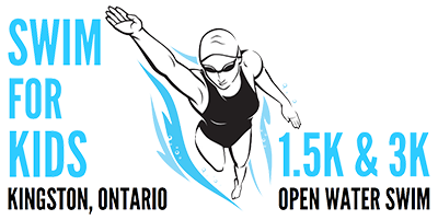 Swim For Kids 1.5k and 3k Open Water Swim - Kingston Ontario